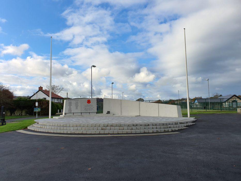 Whitehead War Memorial