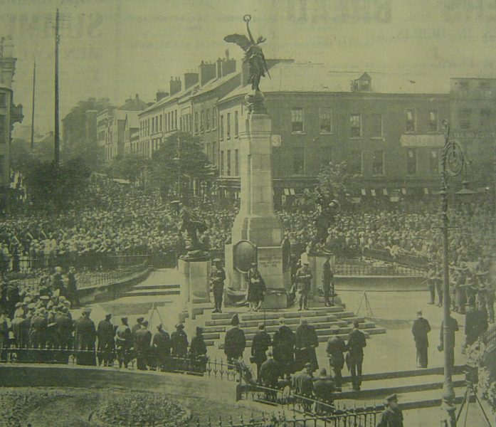 derry unveiling